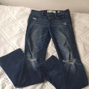 Abercombie and fitch jeans